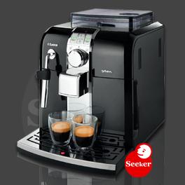 辛蒂亞黑鑽全自動咖啡機-咖啡機-Saeco喜客咖啡機