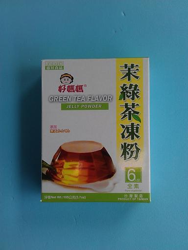 茉綠茶凍粉(105g 1包入)