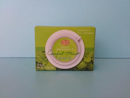 康福茶(薄荷)1.5g 15包-曼寧