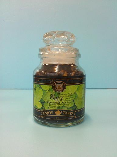 薄荷紅茶/70g瓶