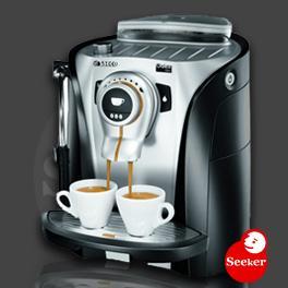 晶典設計全自動咖啡機