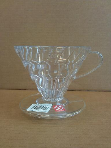 透明錐型濾杯02 HARIO-咖啡專業器材-咖啡濾杯濾紙及濾布