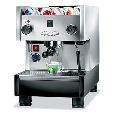GAGGIA TS 半自動咖啡機 黑-咖啡機-GAGGIA佳吉亞咖啡機