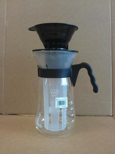 冰炫風咖啡壺4杯 (HARIO)-咖啡專業器材-咖啡滴漏壺及比利時壺