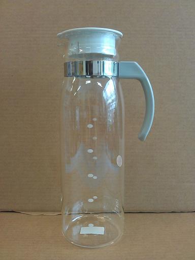 玻璃壺(白) PRL-14