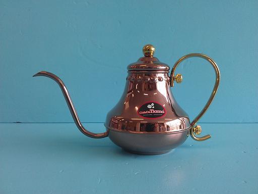9021宮廷壺420ml 玫瑰金-咖啡專業器材-宮廷細口壺及手沖壺