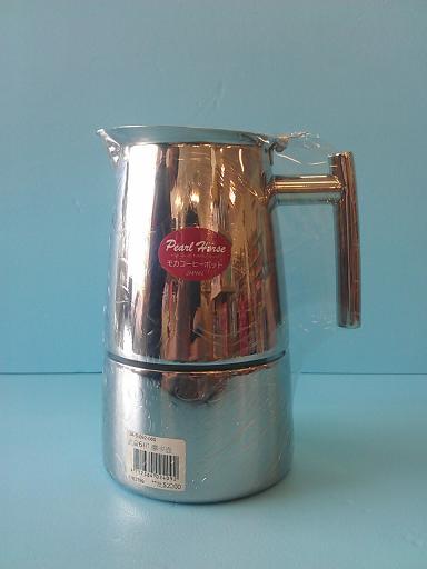 武藏6杯 摩卡壺-咖啡專業器材-摩卡壺及配件