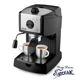 半自動咖啡機EC155