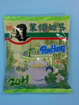 品皇茉綠奶茶經濟包-即溶系列-品皇經濟包系列