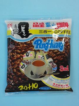 品皇3合1藍山咖啡經濟包-即溶系列-品皇經濟包系列