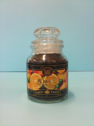 義大利桔茶/70g瓶