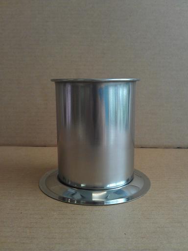 不鏽鋼吸管座 低