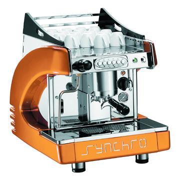 BFC Synchro 單孔咖啡機 220V O-咖啡機-Tiamo咖啡機