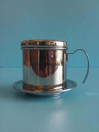 越南咖啡器 單把-咖啡專業器材-咖啡濾杯濾紙及濾布