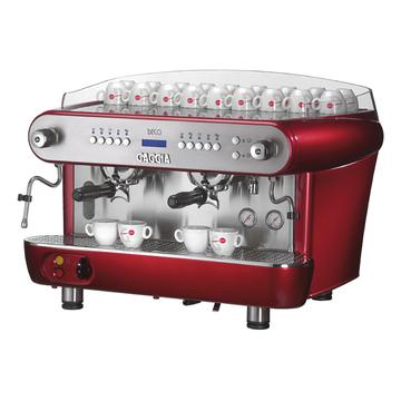 GAGGIA DECO 雙孔半自動咖啡機-咖啡機-GAGGIA佳吉亞咖啡機