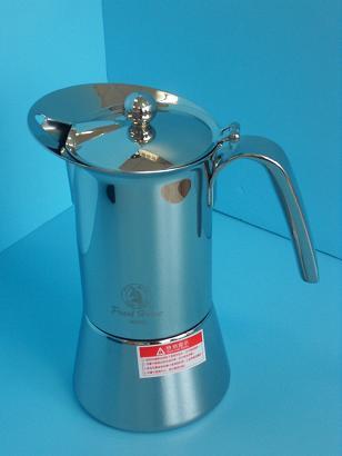 武士4杯 摩卡壺-咖啡專業器材-摩卡壺及配件