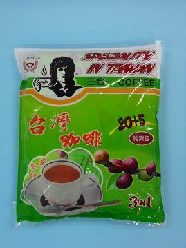 台灣咖啡經濟包-即溶系列-品皇經濟包系列