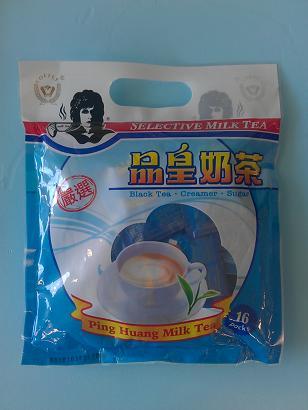 嚴選品皇奶茶包