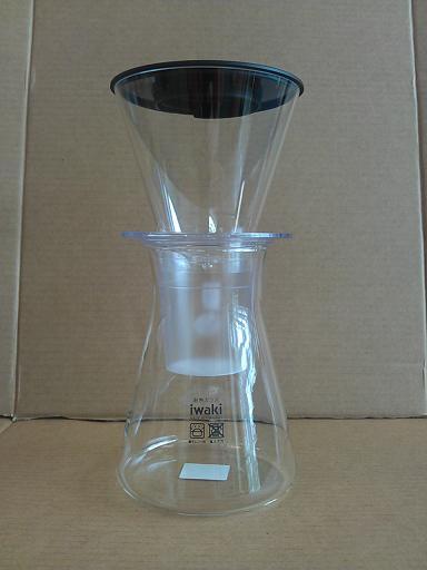 日本IWAKI咖啡冰滴2人-咖啡專業器材-咖啡滴漏壺及比利時壺