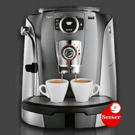 精緻典雅全自動咖啡機