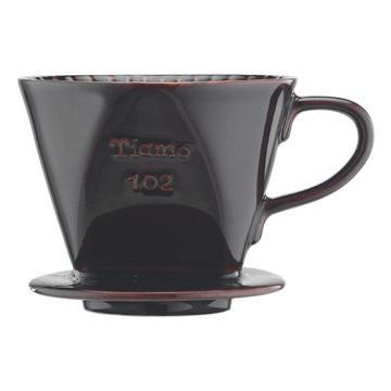 102陶濾器-棕PH-咖啡專業器材-咖啡濾杯濾紙及濾布