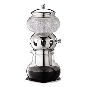 日式輕巧冰滴咖啡壺5人份 銀色