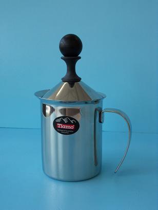雙層網奶泡壺200ml Tiamo