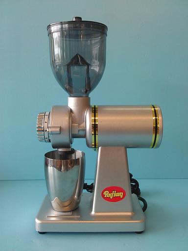 M-520S電動磨豆機 銀
