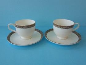 2客咖啡杯 皇家