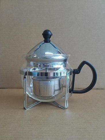 茶王濾茶器 銀