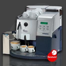 皇家尊貴全自動咖啡機