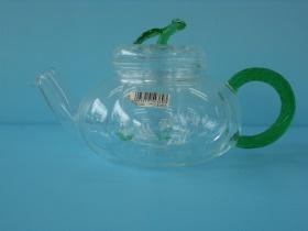 花茶壺 (綠)
