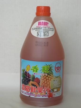 鳳梨汁2.5L