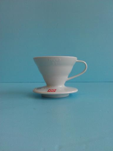 錐形(陶)濾杯01小 HARIO-咖啡專業器材-咖啡濾杯濾紙及濾布