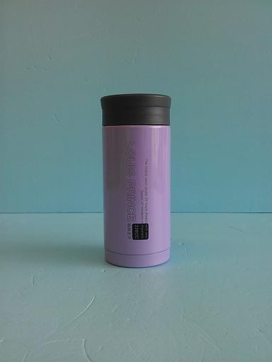 典雅真空粉彩仕女杯 220ml 紫-飲品周邊器具-保溫瓶