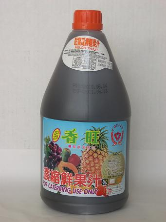 哈蜜瓜汁2.5L