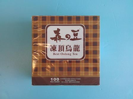 烏龍小茶包(森)2g*100入-茶飲系列-茶包系列