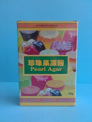 珍珠果凍粉(原吉利T)1KG