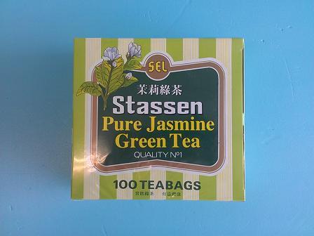 司迪生綠茶包