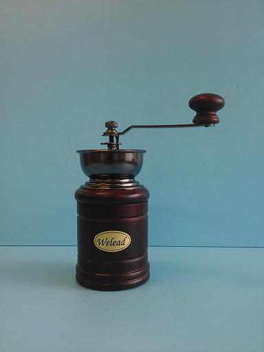 手搖磨豆機 附贈毛刷-咖啡專業器材-手摇磨豆機