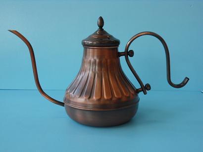 銅壺POT900 細口-咖啡專業器材-宮廷細口壺及手沖壺