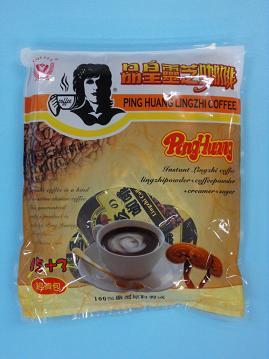 品皇即溶靈芝咖啡經濟包