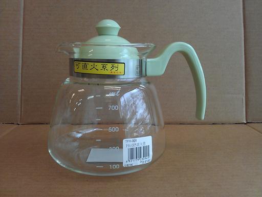 直火壺-飲品周邊器具-花茶壺