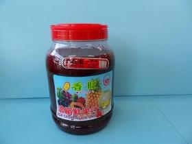 鳳梨碎片3.5KG刨-咖啡周邊商品-刨冰醬及桔醬及水果醬
