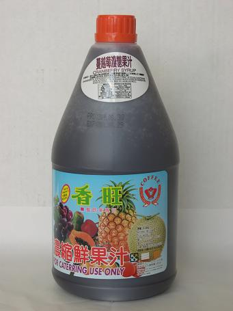 蔓越莓汁2.5L