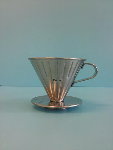 V02不鏽鋼濾杯-咖啡專業器材-咖啡濾杯濾紙及濾布
