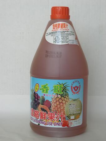 金桔原汁2.5L