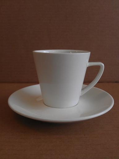 咖啡杯 盤組 180cc-咖啡專業器材-咖啡杯系列
