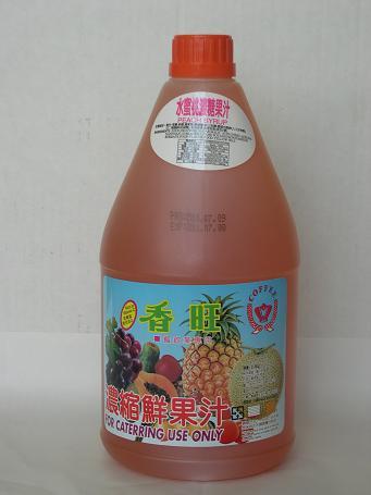 水蜜桃汁2.5L