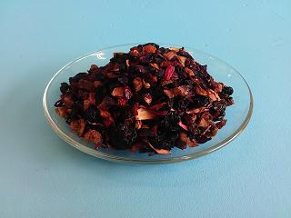 櫻桃果粒茶200g-茶飲系列-花果茶系列